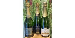 Les champagnes et Méthodes Champenoises