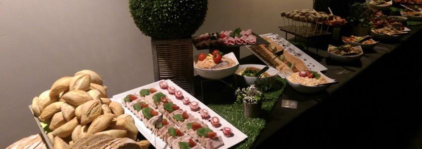 Buffets avec service