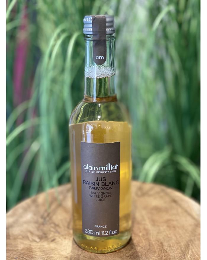 Jus de dégustation Alain Milliat - Raisin blanc Sauvignon 33cl